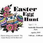 Smithville Easter Egg Hunt @ Smithville Memorial Park
