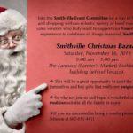Smithville Christmas Bazaar @ The Farmacy (Farmer's Market Building