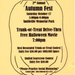 2nd Annual Autumn Fest @ Smithville Memorial Park